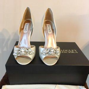 Beautiful Badgley Mischka Shoes!